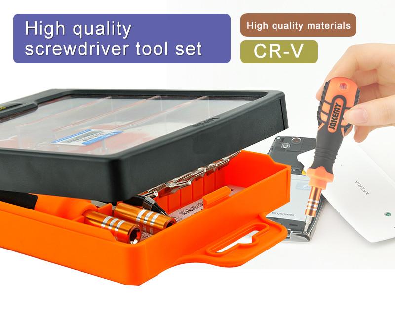- HTB1GvXqOpXXXXcxXXXXq6xXFXXXP - JAKEMY 32 in1 Multifunctional Precision Screwdriver Set For iPhone Laptop Mini Electronic Screwdriver Bits Repair Tools Kit Set
