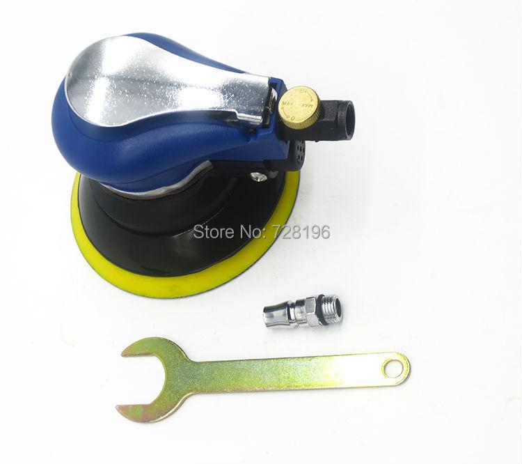 High Quality 5 Inch Air Sander / Grinder Pneumatic Polishing Machine Air Polisher Tool(China (Mainland))