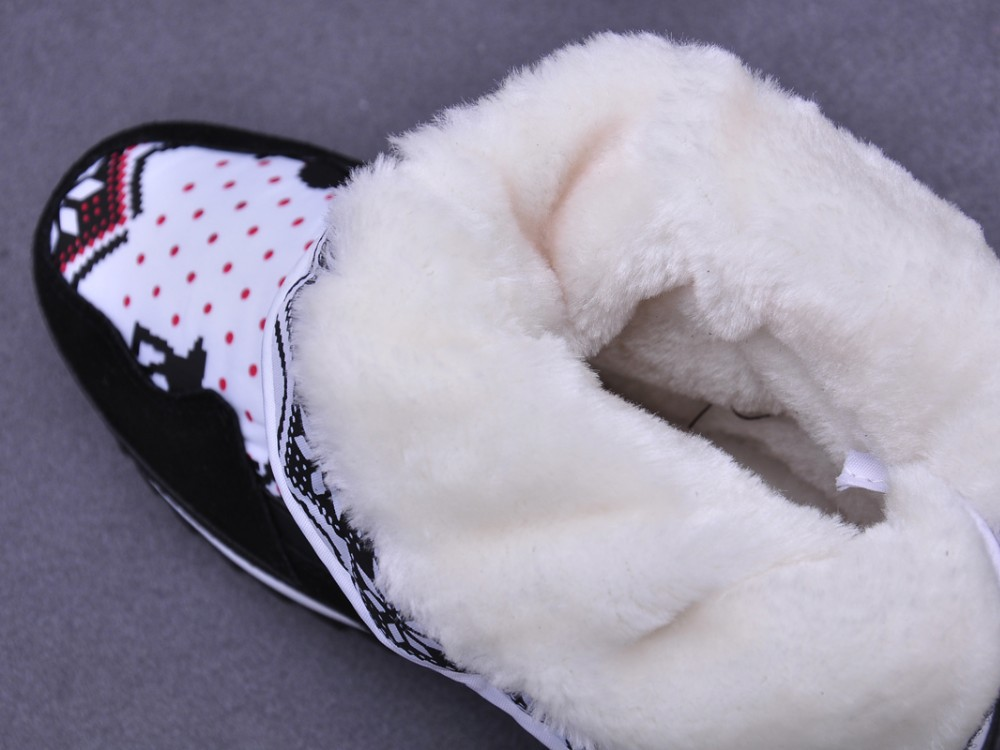 Size 36-41 New Arrival 2014  Xmas Deer Women Fashion Snow Booties