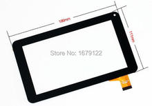 """300-N3803K-A00-V1.0 7"""" Touch Screen Digitizer For Tablet CUBE U25GT Dual Core Touch Screen Digiziter Replacement Part Free SHip(China (Mainland))"""