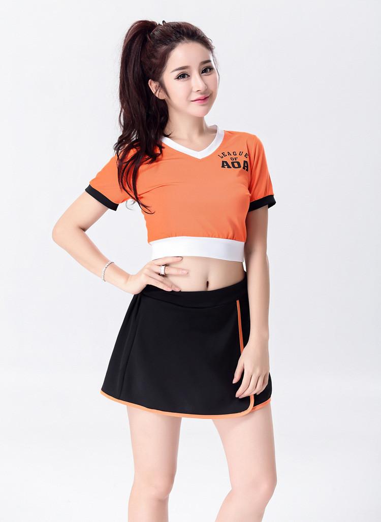 online kaufen gro handel cheerleader outfit frauen aus china cheerleader outfit frauen. Black Bedroom Furniture Sets. Home Design Ideas