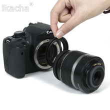 100 Pcs New Reverse Ring 52mm Macro Reverse Lens Adapter Ring AI-52 For NIKON D3100 D7100 D7000 D5100 D5000 18-55mm 50 F1.8 LENS(China (Mainland))