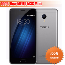 "Original Meizu M3S Mini Mobile Phone 2.5D Glass MT6750 Octa Core 5.0"" 2GB/3GB RAM 16GB/32GB ROM 13MP 3020mAh 4G LTE Fingerprint(China (Mainland))"