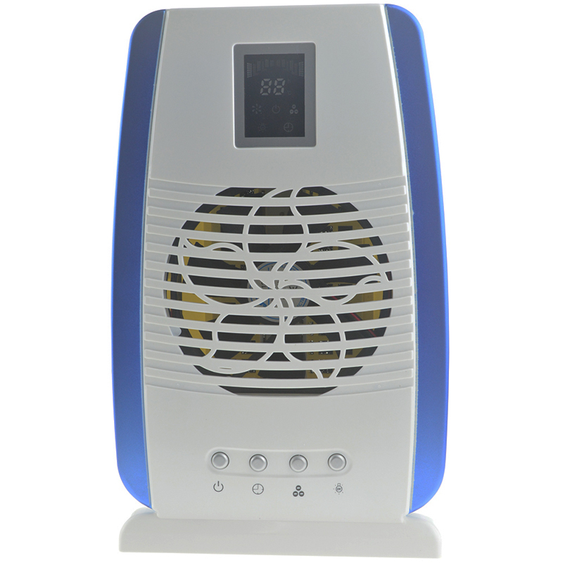 Home Air Purifier Ionizer Air Cleaner UV Lamp Sterilizer Anion Activated Carbon Air Filter Hepa
