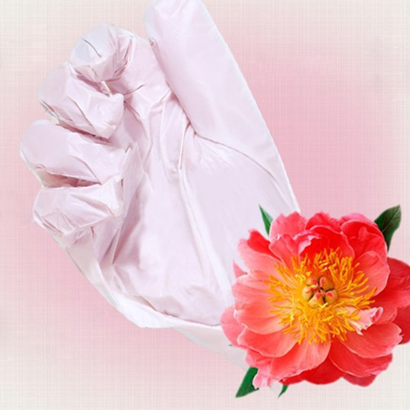 10pcs=5pairs=5bag Free shipping New Moisturizing Gloves hand skin care mask whitening products<br><br>Aliexpress