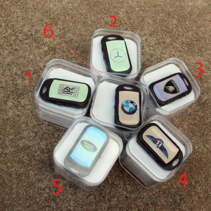 Mini Music MP3 Birthday Presents Customized Car trademark Sports Portable Speler Players With Earphones Wire No SD Card(China (Mainland))