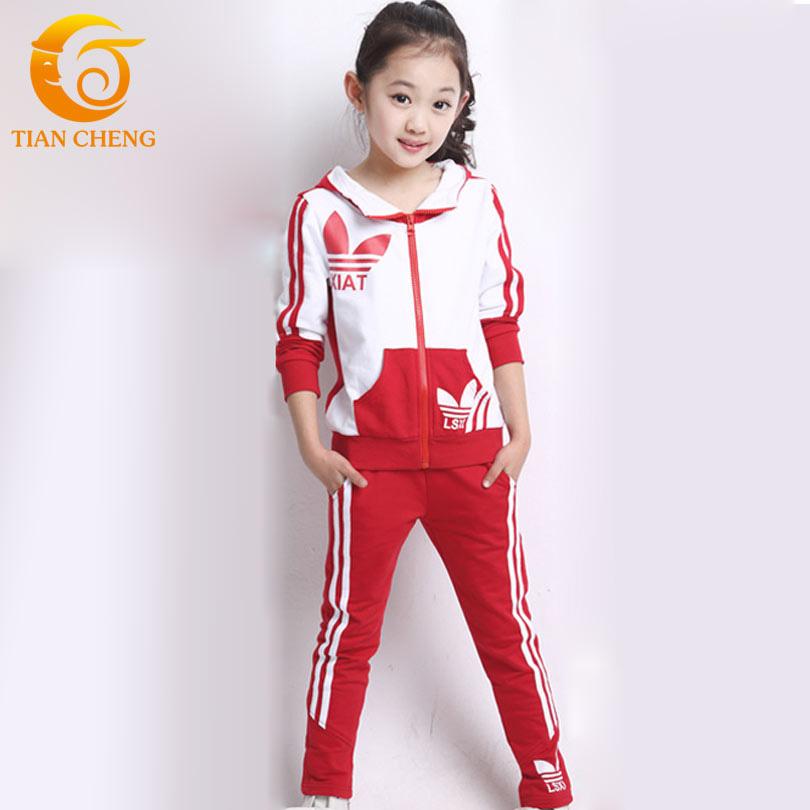 Fashion English School Uniforms Kids Clothes Tracksuits Top+Pants Girls Boys Clothing Sets Kids Boys Girls Sportswear Age 4-12(China (Mainland))