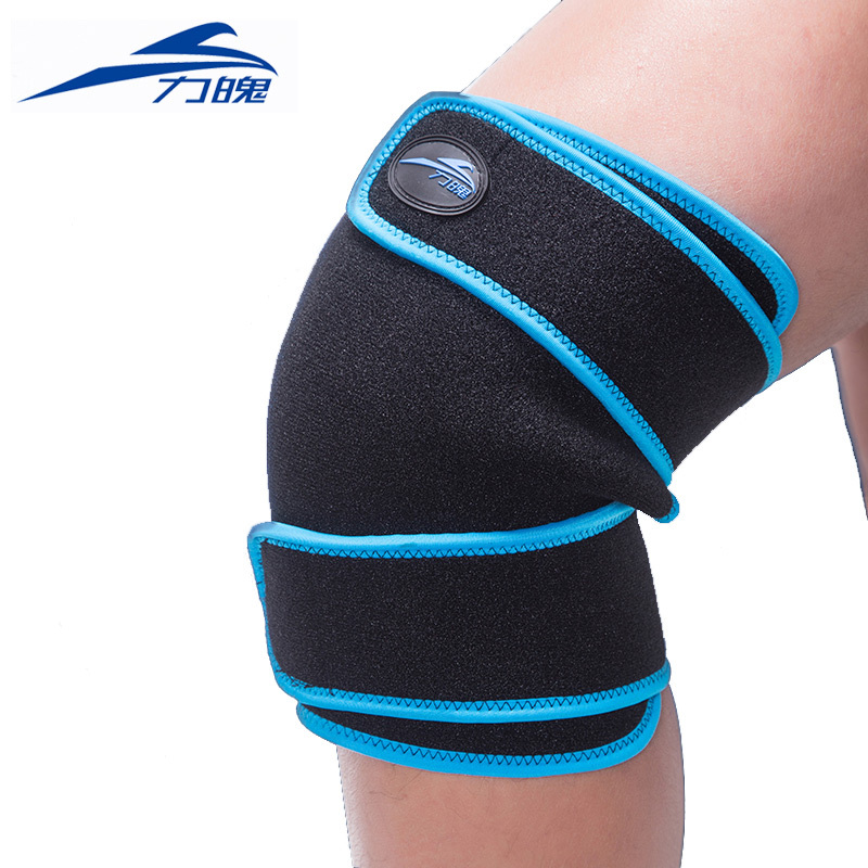 Tourmaline Self-heating Magnetic Therapy Knee Pads Kneepad Knee Support Brace Protector Sleeve Patella Guard Posture Corrector(China (Mainland))