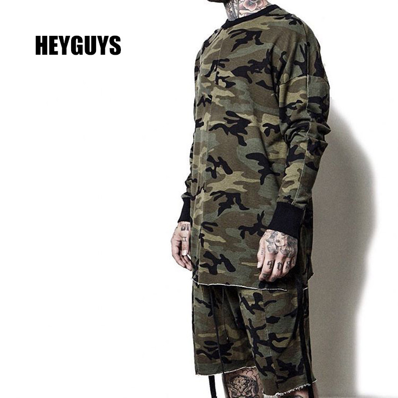 HEYGUYS Original Design Spring Autumn Brand Men Hoodies Tracksuits Hooded Men Male Warm Thick Sweatshirt Camouflage Hoodies(China (Mainland))