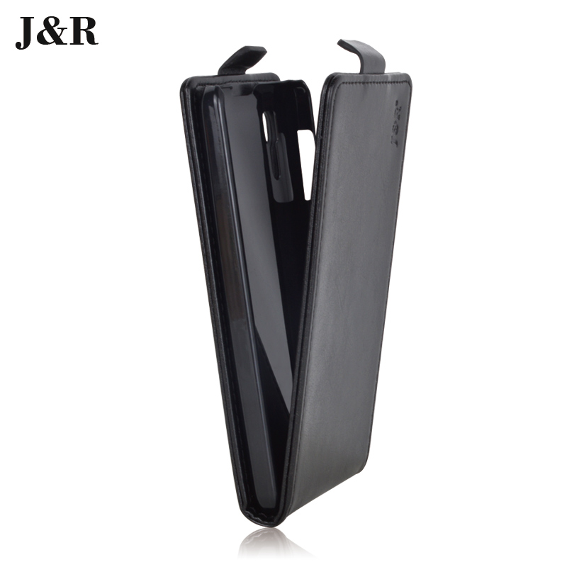 J&R Brand Leather Flip Business Style High Case Lenovo P780 Phone Cover Bags P780 Cases Black 9 Colors Stock