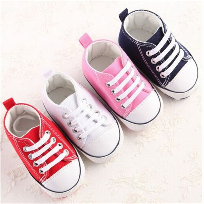 2015 New Kids Baby Shoes Boy Girls First Walker baby Sports Sneakers Soft Prewalker Shoes