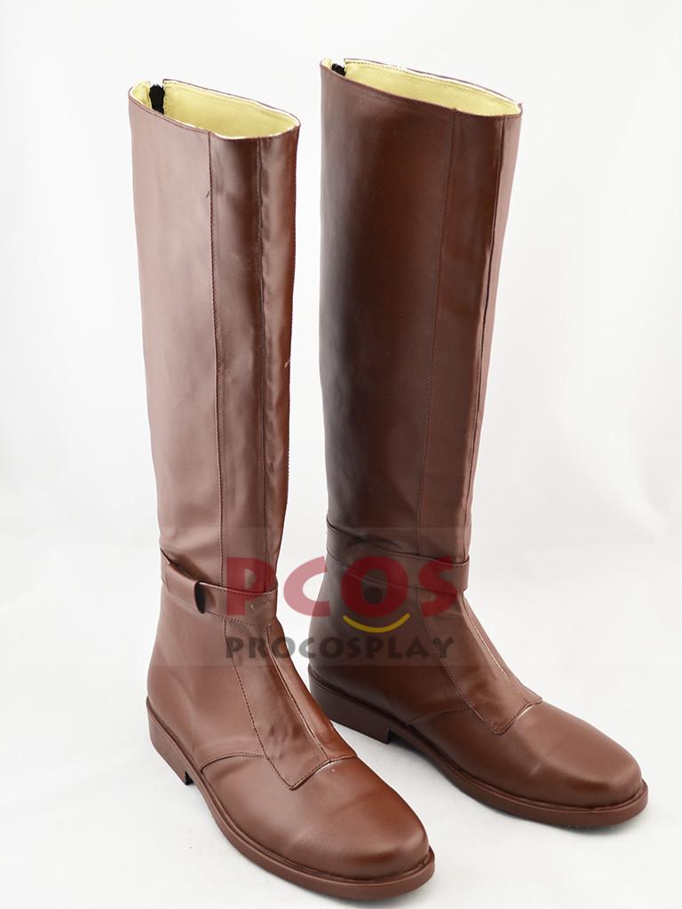 Star Wars Obi Wan Kenobi Cosplay Shoes / Boots mp003085Одежда и ак�е��уары<br><br><br>Aliexpress