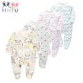 HHTU 2017 Baby Clothing New Newborn Baby Boy Girl Romper Clothes Long Sleeve Infant Product Fashion