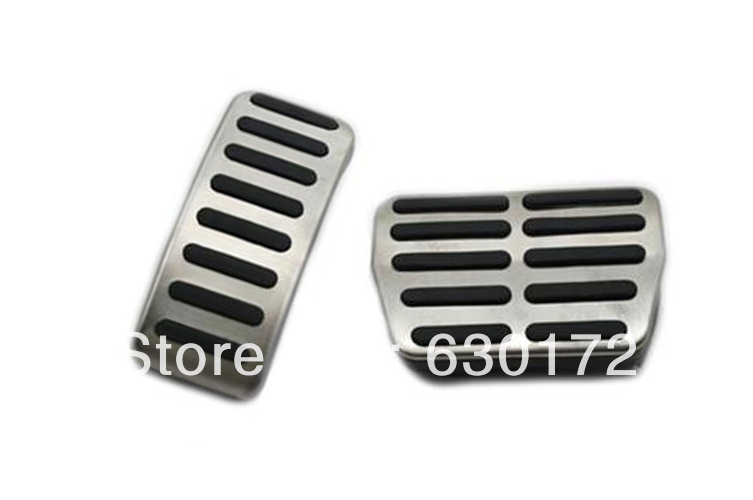 TT Style Rubber Pedal Set (Automatic) For VW Volkswagen New Beetle(Hong Kong)