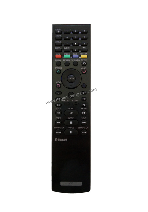 Original new remote for ps3 bd remote control high quality blue ray cd dvd remote for playstation 3(China (Mainland))
