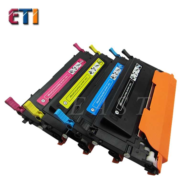 For Samsung CLT-K407S CLT-C407S CLT-M407S CLT-Y407S Toner Cartridge For