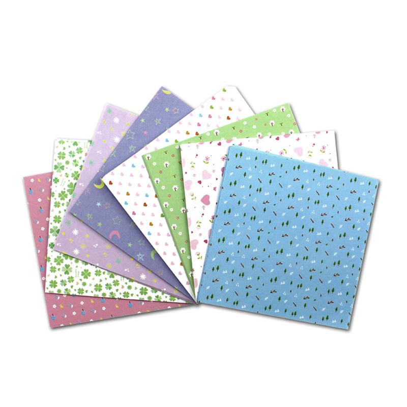 online kaufen gro handel 8 origami papier aus china 8. Black Bedroom Furniture Sets. Home Design Ideas