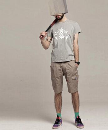 Lacrimosa music trend Men's short sleeve T-shirt(China (Mainland))