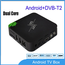 DVB-S2 Receiver Dual Core Google Android 4.2 Smart TV Box IPTV WiFi Internet HD 1080P HDMI player ARM Cortex A9 1GB DVB S2