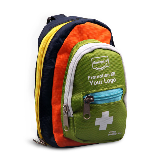 CE.FDA Saferlife Co Travel first aid kit small carry 76 For promotion