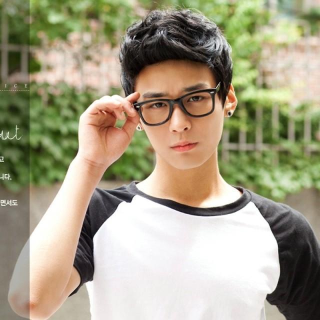 Фото корейских парней прически