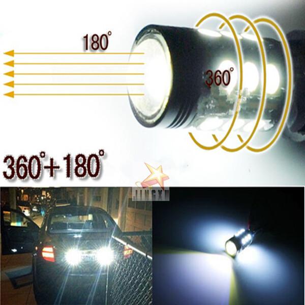 For Hyundai Tucson Elantra  Accent Sonata  Verna Veracruz Genesis Coupe  ETC  T15 W16W  Car LED Lights Backup Reverse Tail Bulb<br><br>Aliexpress