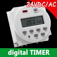 Sinotimer еженедельный программируемый 24 V dc Mini цифровой таймер переключатель управление