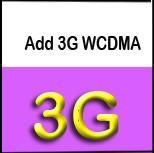 add 3G