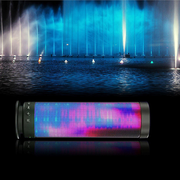 portable wireless bluetooth speaker sound with power bank. Black Bedroom Furniture Sets. Home Design Ideas