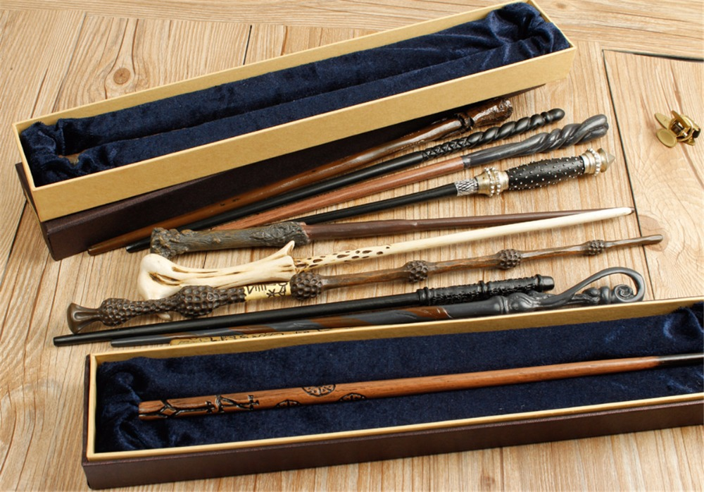 Luna lovegood wand promotion shop for promotional luna for Dumbledore s first wand