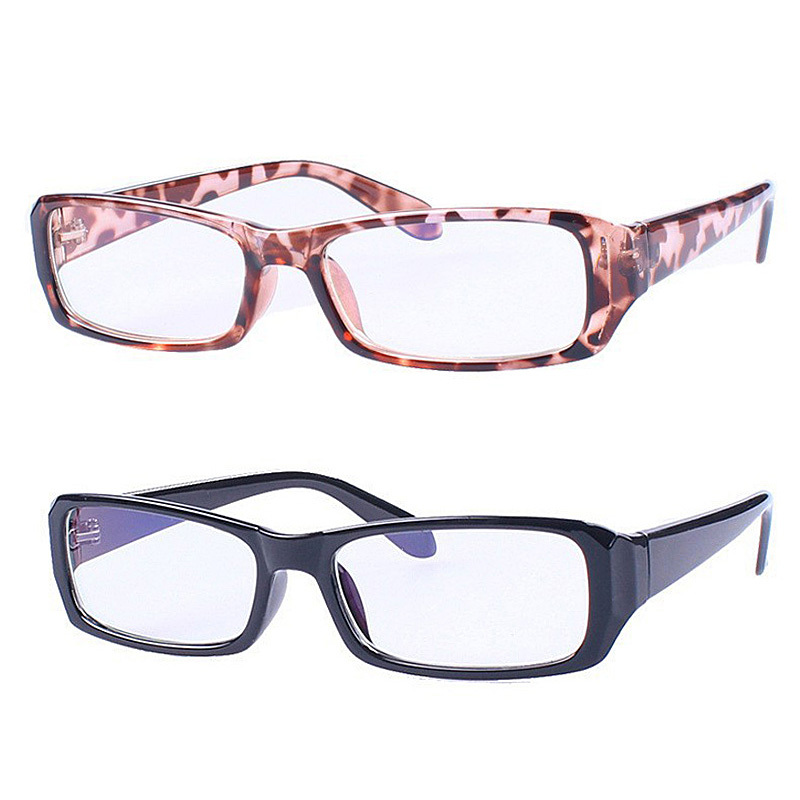 Colorful Radiation resistant Stylish Practical Plastic frame Glasses Computer for Men Women Decoration Eyewear #1063(China (Mainland))