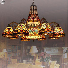 LED lights living room lamp Iron Dili bedroom lamp restaurant lighting project Chandeliers  Rmy-0689(China (Mainland))