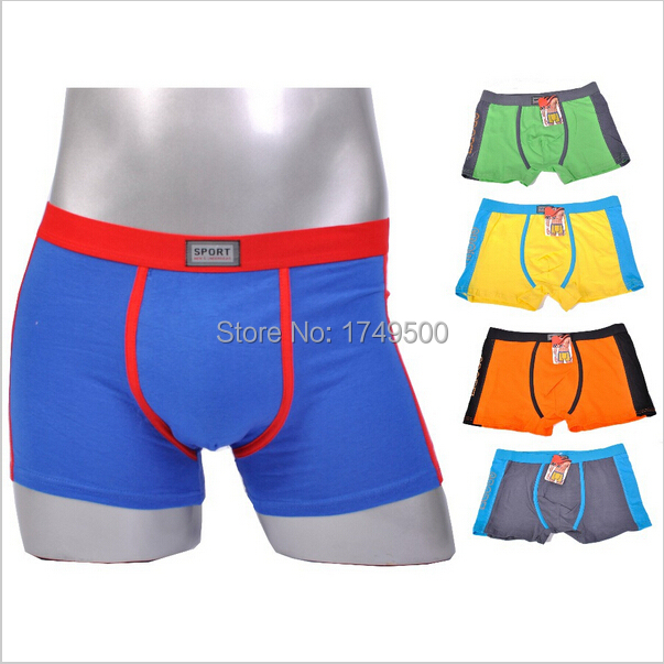 ns5861 Male boxer Cotton Hot Sale man underwear panties male trunk Men s Clothing Underwear Sports
