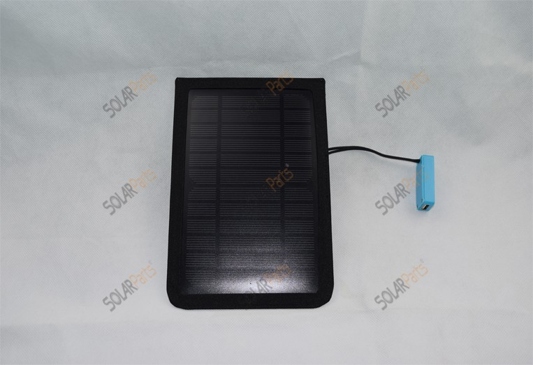 6V/3.5W 580mA Solar Module Portable Waterproof solar power bank Solar Battery Charger for Cell Phone