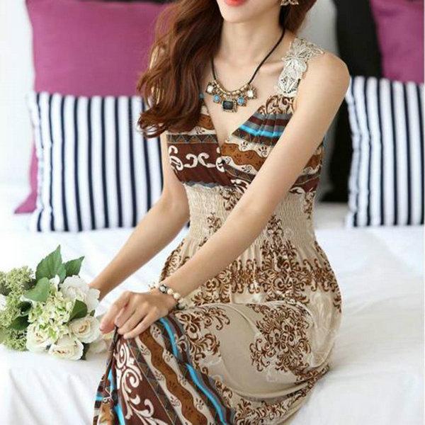 Женское платье Unbrand V Long Dress платье для девочек unbrand baby v 2 6 kids dress