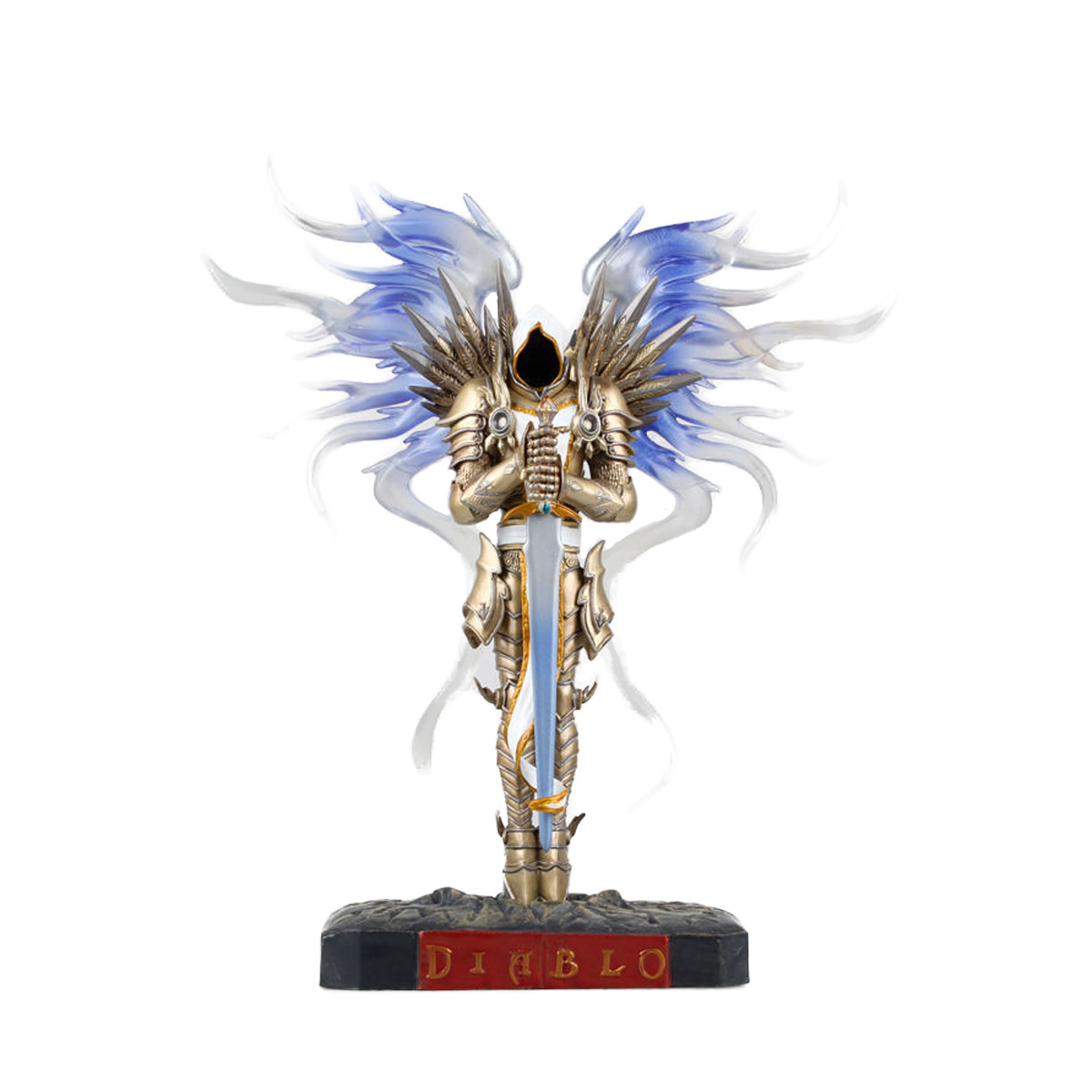 WOW World of WAR 3 Movie TWO WORLD ONE HOME Game Alliance&Horde Dark Archangel Tyrael priest PVC Action Figures Toys(China (Mainland))