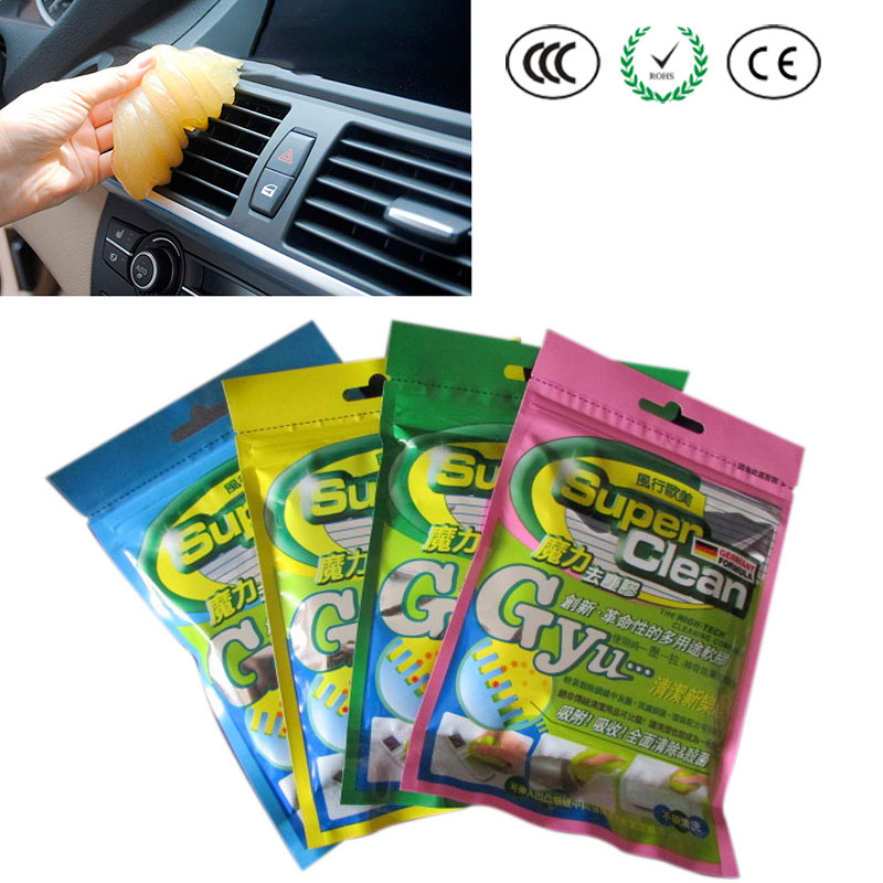 Car cleaning products magic cyber super clean glue outlet cleaning car apertural auto supplies foam lance microfiber sponge(China (Mainland))