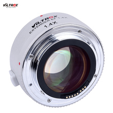 Viltrox EF Camera Lens 1.4x Extender Teleconverter Auto Focus Optical Glass Lens Support Full Frame for Canon EF-Mount DSLR(China (Mainland))