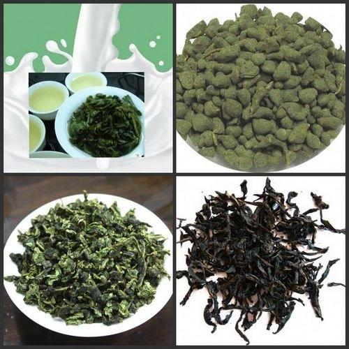250g Ginseng Oolong Tea 250g Milk Oolong 250gTieguanyin 250g Dahongpao FREE SHIPPING