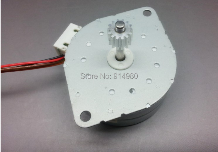 New 24v 42mm 4 phase 5 wire stepper motor thicker type for Types of stepper motor