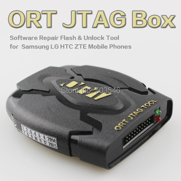 ORT Jtag Box - Software Repair Flash & Unlock Tool for Samsung LG HTC ZTE Mobile Phones and Free Shipping(China (Mainland))