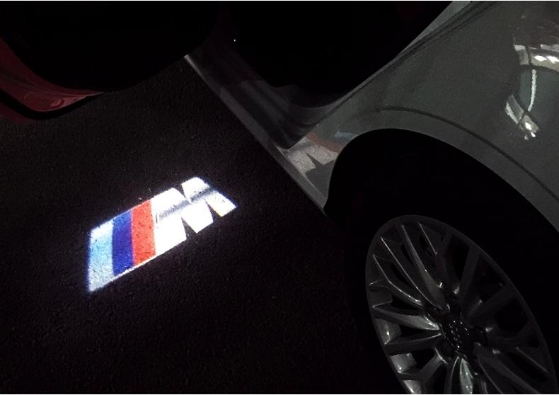 car led door logo projector light ghost shadow light for. Black Bedroom Furniture Sets. Home Design Ideas