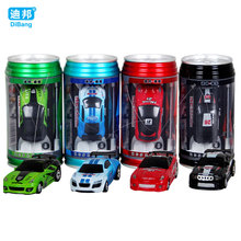 Buy 1/63 Coke Can Mini RC Car Multi-color High Speed Truck Radio Remote Control Micro Racing Vehicle Controle Electric Toys for $11.00 in AliExpress store