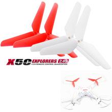 4pcs 3Blade / 2Blade Syma X5C X5SW X5SC RC Quadcopter Drone spare parts Blade Improve power