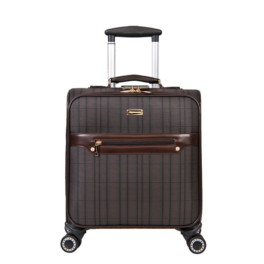 PU,Carry-Ons Luggage,Luggage Travel Suitcase,Rolling Luggage,Check-In Luggage