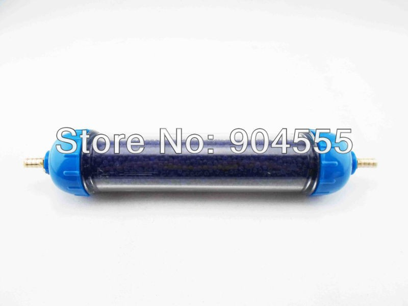 Regenerated Air dryer/ozone Air drier,get dry air for ozone generator,450ML silica gel beads dryer