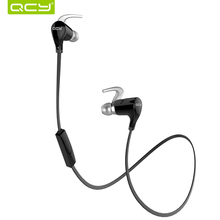 QCY QY5 aptx sports wireless headphones bluetooth 4.1 earphones for iPhone Android Phone headset(China (Mainland))
