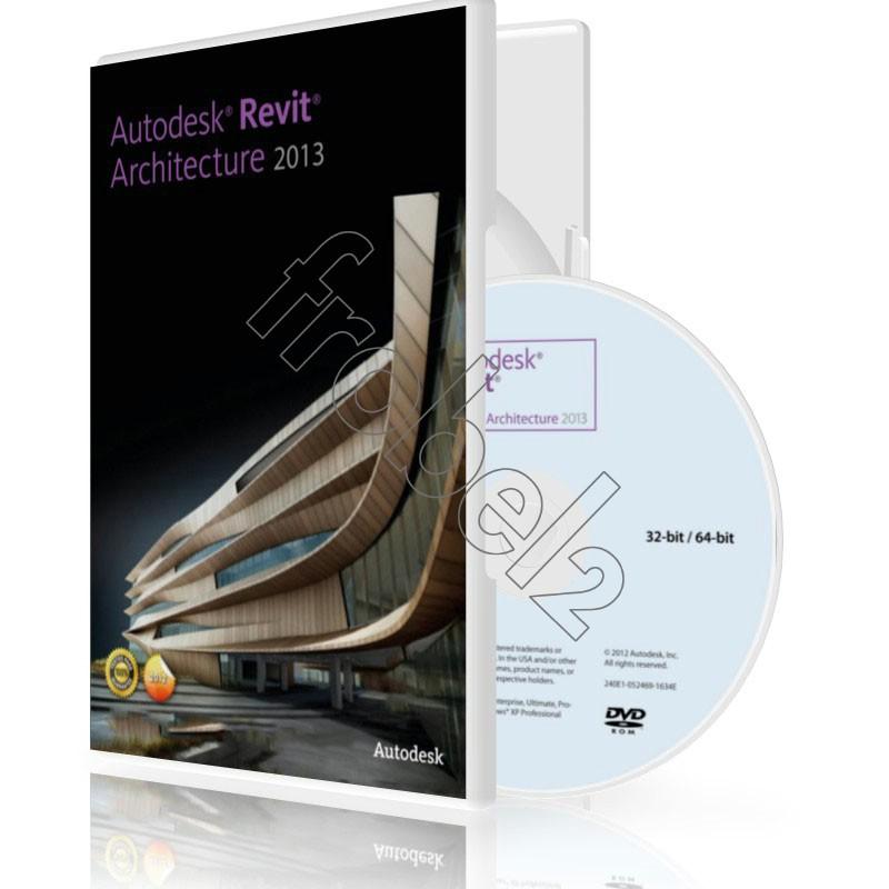 Autodesk revit архитектура 2013 32-разрядная английская версия для wiu