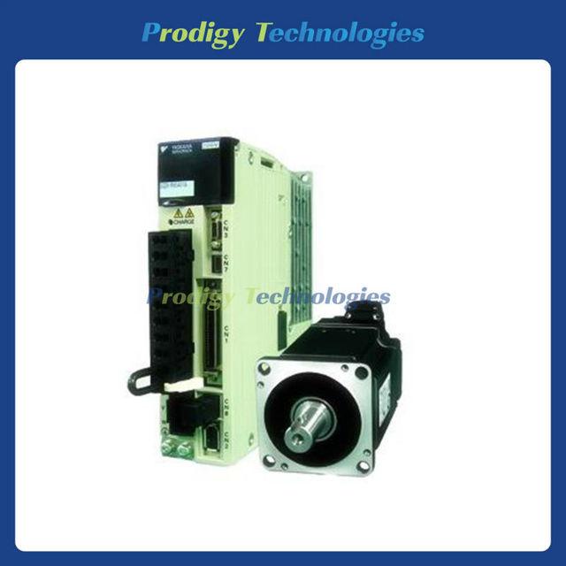 SGMGV-44ADC61+SGDV-330A01A, 4.4KW, 1500RPM, Yaskawa AC Servo Motor+Drive+Cables