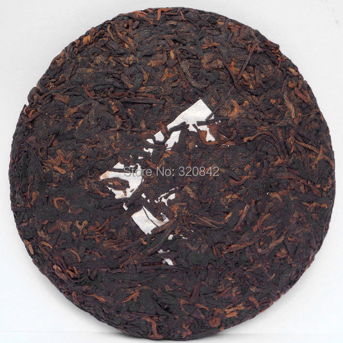 100g Yunnan shu Puer tea pu er leaves old Chen Xuan cooked puerh tea pu erh